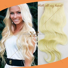 New design comfortable French lace 613 color real human hair lace closure