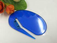 2014 New ellipse plastic business card letter opener