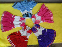 Cheap and Quality Sailor School Girl Uniform Pet Dog Dress Clothes Supplier from Philippines- Wholesale
