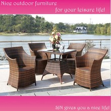 Wicker furniture rattan china K651