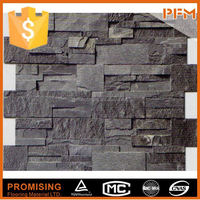 Fashional wall decoration low price durable pink slate kitchen tile