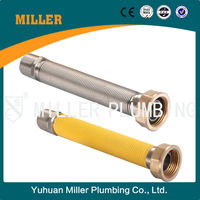 ML-9301PN16 SS304 natural gas plastic pipe