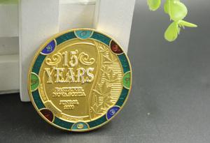 Античная на 3d немецкий военный вызов монета с индивидуальный дизайн логотипа