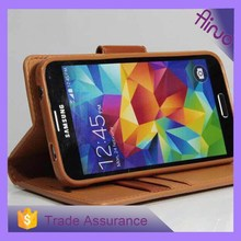 Wallet Hot New 2015 Leather Cell Phone Case Cover For Sumsung Galaxy S6 Phone Case