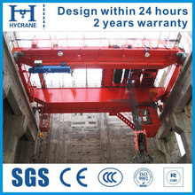 MH model outdoor use single girder mobile crane for sale in malaysia