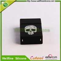 Silicone cigarette case silicone cigarette pack cover