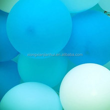 manufacture round balls shaped standard latex balloons,Assorted transparent,for balloon arch,Party, decoration