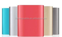 10400mA metal cover power bank for smart phone