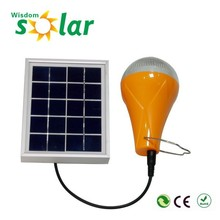 Portable mini solar smart lighting kits, solar kits with solar charging station China supplier