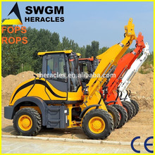 HR920H Hot sale cheap Mini 2.5 Ton Backhoe Loader with EPA,CE.GOST,ISO certificate