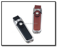 Top grade Crazy Selling leather usb pen 4gb