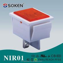 Soken NIR01 naranja luz LED / de neón t85 equipo luz indicadora