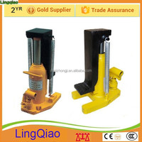 2015 Sales, Factory price, Portable claw type hydraulic jack