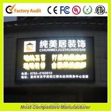 Professional Full color P6 P8 P10 P16 outdoor led advertising digital display board