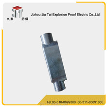 cheap wholesale hot sale china Zone 22 explosion proof pull box /casting steel explosion proof connection case