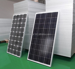 1950*995*50mm Size and Polycrystalline Silicon, poly or mono Material photovoltaic solar panel