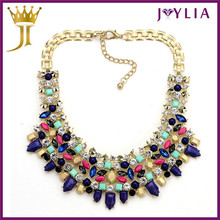 2015 Hot Selling OEM Beautiful Metal Fashion Jewelry, China Latest Design Necklace Jewelry