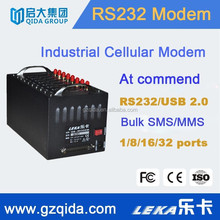 low cost gsm sms wireless modem ATcommand forphysical examination notice