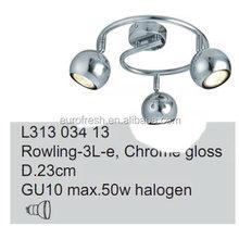 high efficiency round LED spot light for residential lighting
