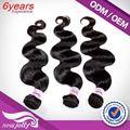 De calidad superior trama de la piel extensiones de cabello comentarios, precio de fábrica productos para el cabello único
