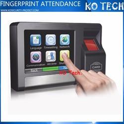 KO-C600T Employee electronic bio time clock