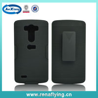 China supplier pc shockproof phone case for LG G3
