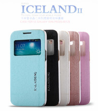 Genuine Kalaideng Iceland Flip Case For Galaxy Trend 3 Samsung G3502 G3508 G3509 Case Luxury,5 Colors