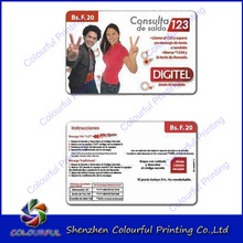 High quality best price free designing scratch card printing with pvc and paper material to choose