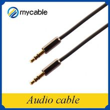 Alibaba china crest audio ca20 power amplifiers cable with male to male metal shell