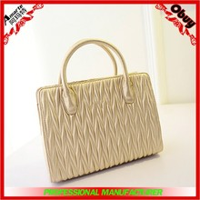 Baigou supplier exported ladies handbag women bag