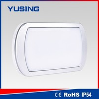 New design aluminum smd2835 shine up and down wall light