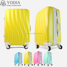 Fashion Printed Abs/pc Luggage Suitcases
