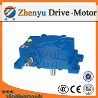 WPWX industrial cast iron worm reducer gearbox speed reducer High quality reasonable price