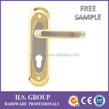 On sale! The latest high quality safety door locking devices and metal handle HSMHKM068-L11-19