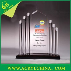 2015 Crafts Trophy Replica, Acrylic/Crystal Trophy Base, Baseball Trophy For Gifts