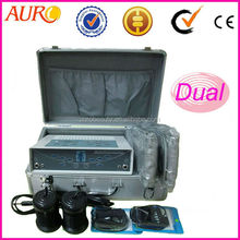 AU-06 powerful Dual System elmination of toxicant Machine for every people