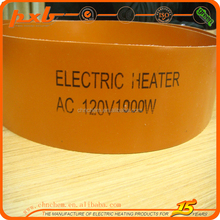 Flexible Silicone Rubber Oil Drum Heater With Thermostat