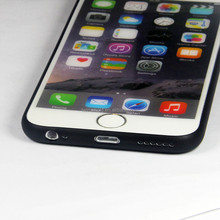 High quality ultra-thin 0.6mm PP for iphone 6 wooden cases