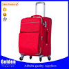 Alibaba China fashion designers new luggage bags large capacity high quality luggage for long time travel