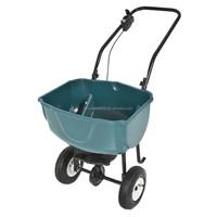 fertilizer lawn speader and garden grass seed spreader