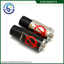 Amazing !!! 2015 Top Quality V for Vendetta RDA Cool Design with 1:1 Clone 304 Stainless Steel Nixon RDA in Stock