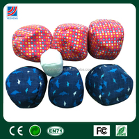 2015 wholesale gift fashion outdoor cross boccia ball set soft juggling ball