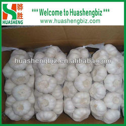 Exporting Chinese fresh natural garlic