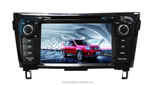 double din in dash car radio for X-Trail 2014 car navigation and entertainment system