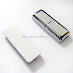 Promotional custom made logo usb flash drive as gift Exclusive logo usb memory stick