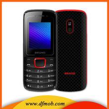 Unlocked 1.8 Inch Screen GPRS/WAP Quad Band FM Dual SIM Card GSM Cellphones G718