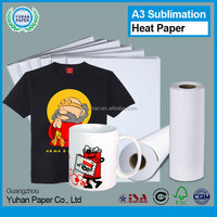 glossy porcelain a3 size sublimation transfer paper,wholesale self cutting forever heat transfer printing paper for ceramic mug