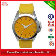 R0690 cheap japan movt quartz watch stainless steel case back, alloy case japan movt quartz watch stainless steel case back
