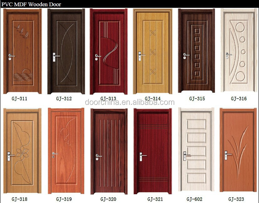 Israel Style Wooden Interior Pvc Doors No Design Buy