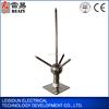Multiple needle building lightning arrester lightning rod design